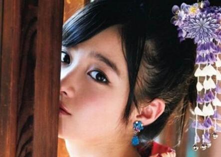 日本千年美女和服写真
