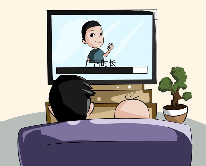 漫画解析新《广告法》(一)漫画连体婴儿兄弟图片