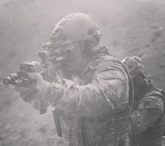 美军三角洲特种部队
