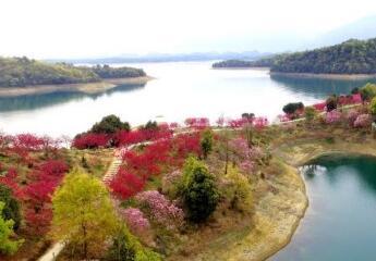 四川庐山风景名胜区