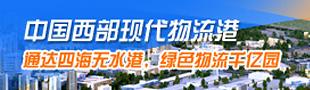 中国西部现代物流港