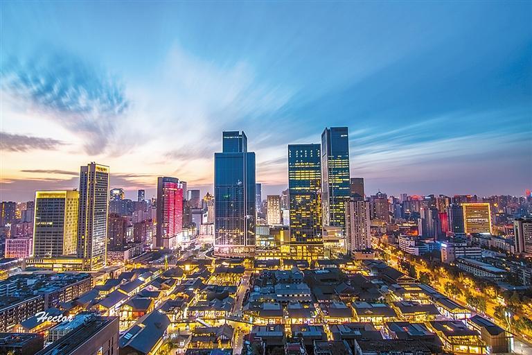 About Chengdu
