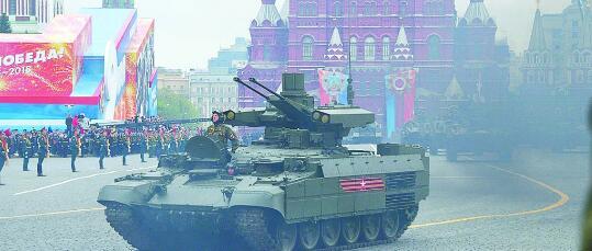 红场阅兵5月9日举行 俄军将展示什么新武器