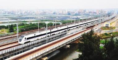 铁路新运行图7月实施