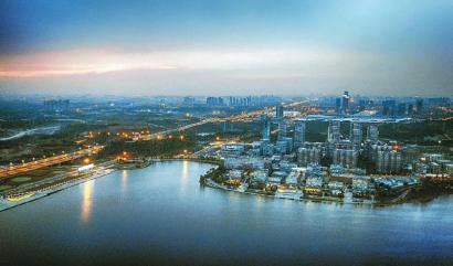 兴隆湖畔科学城