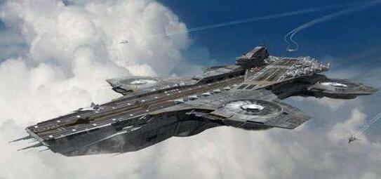 复仇者联盟空天航母将成现实?美军走出第一步