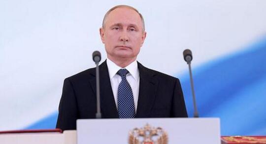 普京开启第四个总统任期