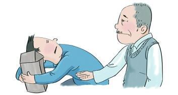 老人赠房后儿子不尽孝 律师:三法定情形能反悔