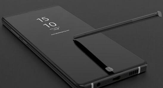 三星Note 9配置信息曝光