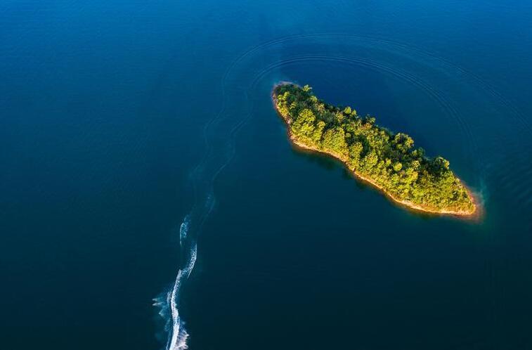 """绿色产业发展守护千岛湖""""一湖碧水"""