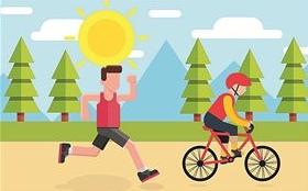夏季锻炼有禁忌,你知道吗?