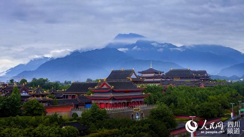人民网:第五届四川旅博会9月7日在乐山开幕