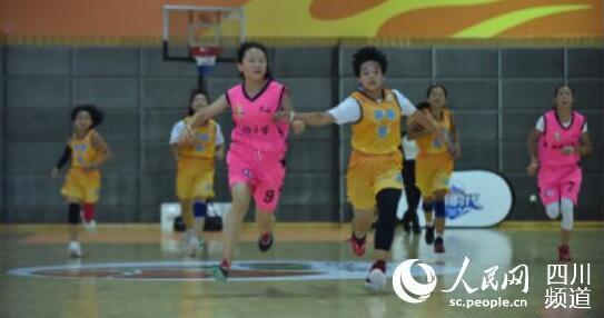 中国小篮球联赛西南大区训练营活力开营