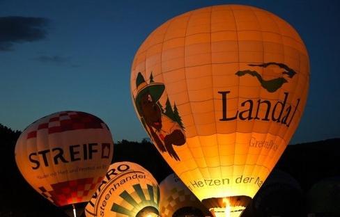 德国波恩热气球节