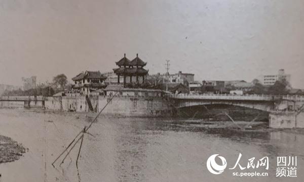 1989年重建合江亭:穿越千年书写成都的多情与浪漫