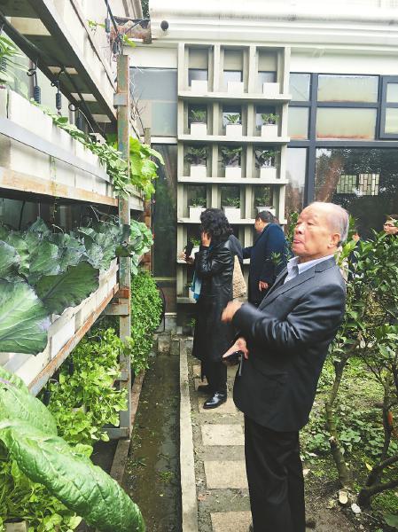 """成都探索""""智慧可循环农业生态建筑系统"""""""