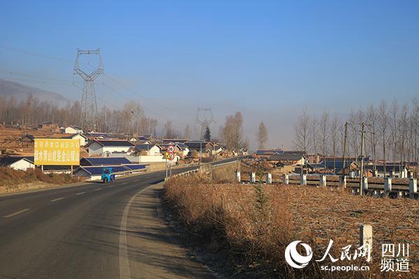 人民网记者新春走基层:大凉山的小康梦