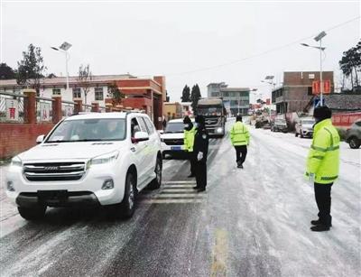 西昌、攀枝花城區罕見下雪